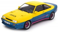 1:18 Opel Manta B Mattig 1991 Yellow/Blue/Purple