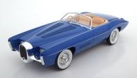 1:18 BUGATTI T101C Exner Ghia #101506 1966 Blue