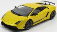 1:18 Lamborghini Gallardo LP570-4 Superleggera 2010 (metallic yellow)