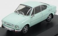 1:43 Skoda 110R Coupe 1978 Diamond White