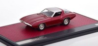 1:43 FORD Cougar II Concept #CSX2008 1963 Metallic Red