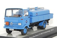 1:43 Mercedes-Benz LP 608 Platform Tank ARAL 1965