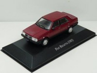 1:43 FIAT Regata 1985 Maroon