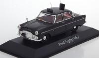 "1:43 FORD Zephyr Mk.2 ""Lancashire Police"" 1953 Black"