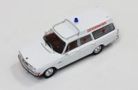 "1:43 Volvo 145 Express ""Dutch Ambulance"" 1971"