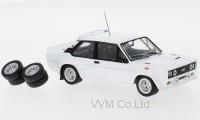 1:43 FIAT 131 Abarth c доп.комплектом колес 1978 White
