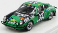 1:43 PORSCHE 911 ST #31 East African Safari Rally 1971