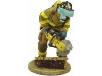 1:32 Американский пожарный с дисковой пилой г.Богемия 2003