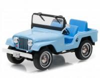 1:43 JEEP CJ-5 4х4 Elvis Presley 1954 Sierra Blue
