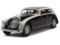 1:43 MAYBACH Zeppelin DS8 Streamliner Spohn 1932 Grey/Black