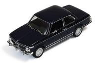 1:43 BMW 2002tii 1972 Dark Blue