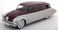 1:18 TATRA 87 1937 Dark Red/Silver