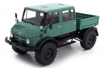 1:18 MERCEDES-BENZ Unimog 416 DoKa 1975 Green/Black