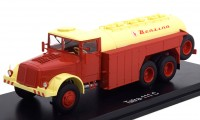 1:43 TATRA 111 C (бензовоз) 1947 Light Yellow/Red