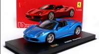 1:43 FERRARI 488 Spider 2016 Blue