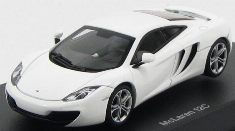 1:43 McLaren MP4-12C 2011 (white)