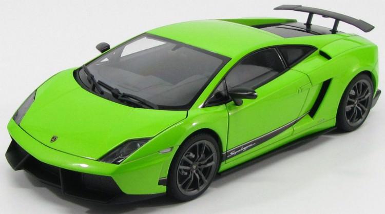 1:18 Lamborghini Gallardo LP570-4 Superleggera 2010 (green)