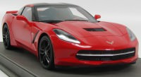 1:18 Chevrolet Corvette Stingray, Detroit Auto Show Torch, L.e. 150 pcs. (red)