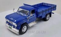 1:43 CHEVROLET C60 Truck (бортовой грузовик) 1960 Blue