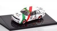 1:43 BMW M3 E30 #52 J.Laffite/O.Grouillard ETCC 1988