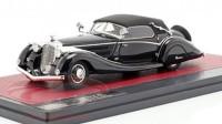 1:43 HORCH 853 Sport Cabriolet by Voll & Ruhrbeck (закрытый) 1938 Black