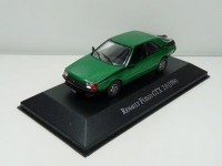 1:43 RENAULT Fuego GTX 2.0 1984 Green