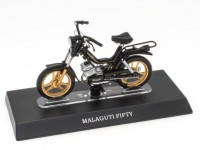 1:18 скутер MALAGUTI FIFTY Black