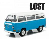 """1:18 VW T2a Bus """"Dharma Van"""" 1971 (из телесериала """"Остаться в живых"""")"""