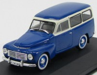 1:43 VOLVO PV445 Duett 1953 Blue/Creme