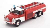 "1:43 TATRA T138 CAS ""Feuerwehr"" (пожарный) 1968"