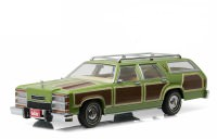 "1:18 FAMILY Truckster ""Wagon Queen"" (Ford LTD Country Squire) 1979 (из к/ф ""Каникулы"")"