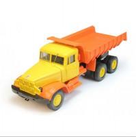 1:43 КрАЗ-222Б/256Б (1969г) желто-оранжевый