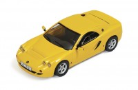 1:43 HOMMELL RS Berlinette 1999 Yellow