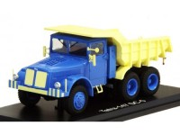 1:43 TATRA 147 DC5 (самосвал) 1958 Blue/Light Yellow