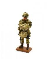 1:32 Сержант, 506-й парашютный пехотный полк, США 1944