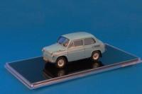 1:43 ЗАЗ 965AЭ «Запорожец» 1965-1967 - Серо-синий