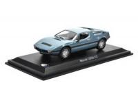1:43 MASERATI Merak 2000 GT 1977 Metallic Blue