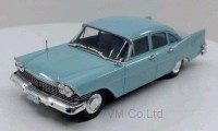 1:43 PLYMOUTH Savoy 1959 Light Blue