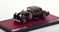 1:43 STUTZ M SuperCharged Lancefield Coupe 1930 Black