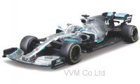 """1:43 MERCEDES-AMG F1 W10 EQ Power+ #44 """"Petronas"""" L.Hamilton Formula 1 2019"""
