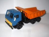 1:43 КАМский грузовик-5511 (ранний на резине)