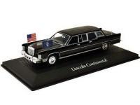 1:43 LINCOLN Continental Limousine президента США Рональда Рейгана 1981