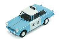 1:43 TRIUMPH HERALD Saloon UK Police (полиция Великобритании) 1959