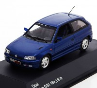 1:43 Opel Astra F GSI 16V 1992 Metallic Blue