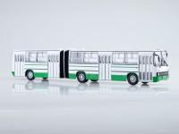 1:43 Ikarus-280.33 бело-зеленый