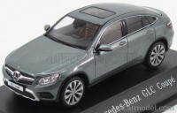 1:43 Mercedes-Benz GLC Coupe (Х205) 2016 Selenite Metallic Grey