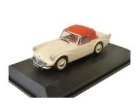 1:43 DAIMLER SP250 (с закрытым тентом) 1962 Ivory/Red