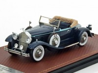1:43 PACKARD 734 Boattail Speedster 1930 Blue
