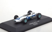 "1:43 FERRARI 158 F1#7 John Surtees ""Team Nart"" Mexico GP Чемпион мира 1964"