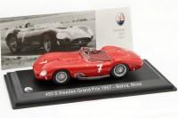 1:43 MASERATI 450 S #7 Behra/Moss Sweden Grand Prix 1957